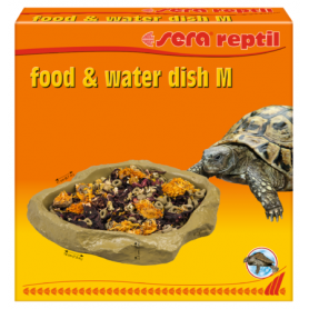 Sera reptil food/water dish