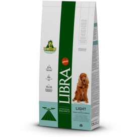 Pienso Libra LIGHT con pavo y cereales integrales